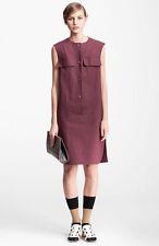 Marni Edition Sleeveless Poplin Dress  (Size 42- 6 US)