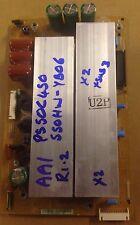 SAMSUNG ps50c450 lj41-08457a AA1 R1.2 s50hw-yb06 XSUS Board (ref38-534)