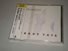 BRADY TATE - DREAMLOVE - 1991 JAPAN CD KING RECORDS W/OBI - NEW! NUOVO! SoulJazz
