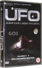 UFO Gerry Anderson 70s Science Fiction 5 to 8 DVD