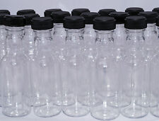 50 ml High Quality Plastic Miniature Spirit Bottles x 25  party weddings