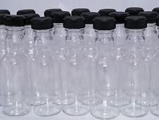 50 ml High Quality Plastic Miniature Spirit Bottles x 25  party weddings