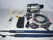 Sony Handycam CCD-TRV93 8mm Video8 HI8 Camcorder Player Stereo Video Transfer
