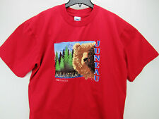 New listing Vintage Princess Juneau Alaska Men's Size 2Xl T Shirt Single Stitch Red