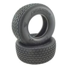 """DE Racing G6T 2.2/3.0"""" Short Course Truck Oval Tread Tires (2) (D30 Super Soft)"""