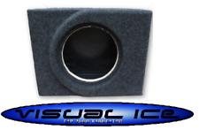 "VISUAL ICE Elite 10"" compatto MDF SLOT PORTA Sub Box Subwoofer recinto CAR AUDIO"