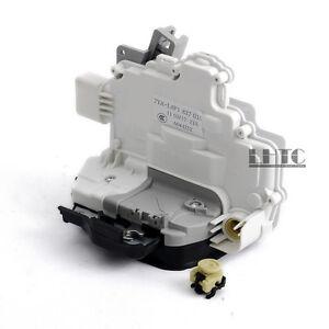 Front Left Door Lock Actuator Latch Mechanism LH For Audi A3 8P A4 A6 S6 C6 A8