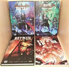 Dc Absolute Batman Metal Rwlion Scott Snyder & Greg Capullo