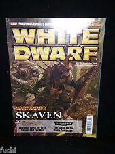 White Dwarf #358 LOTR Dark Heroes of Orcs, Nazgul, & Men, Skaven Army Special
