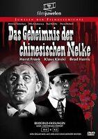 Das Geheimnis der chinesischen Nelke (Horst Frank, Klaus Kinski) DVD NEU + OVP!