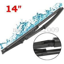14'' 35cm Rear Windscreen Wiper Blade For Fiat 98-08 Punto Mk2 Romeo Idea Marea