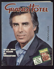 GRAND HOTEL 11/1985 MATIA BAZAR TINA TURNER GIULIANA DE SIO MARK HATELEY MILAN