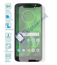 Protector de pantalla cristal templado vidrio 9h Premium para Motorola moto g6