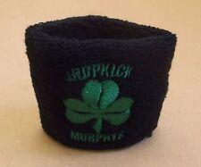 DROPKICK MURPHYS Shamrock Logo sweatband wristband UNUSED