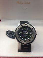 Philip Watch Caribbean 5000 Nos Automatic Diver 1000 mt Uhr Montre Vintage