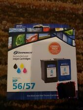 HP 56/57 Inkjet Cartridge Combo Pack Remanufactured Dataproducts