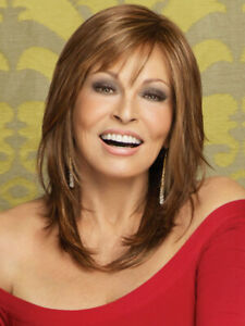 STAR QUALITY Wig RAQUEL WELCH, R1621S+ Glazed Sand, CLEARANCE Mono Part +Lace Ft