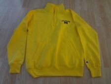 Men's Michigan Wolverines M Vintage Pullover Sweatshirt Jacket Sweater Champion