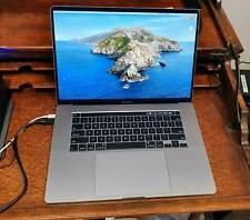 Macbook Pro 16inch, Current Model i9 1TB 32GB RAM. 2 months old.
