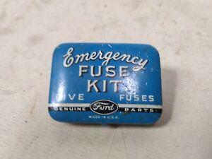Original Ford Motor Auto Emergency Fuse Kit