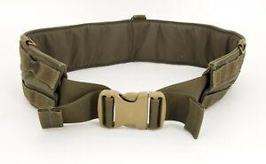 Eagle Industries RLCS Ranger Green Padded War Belt Size 32 MOLLE