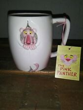 VTG Pink Panther Collection Coffee Cup by Royal Orleans RARE New w/ tags 1981