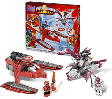 Mega Bloks 5789 - Power Rangers Super Samurai Red Ranger Showdown