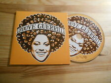 CD Pop Groove Guerilla - My Philosophy (1 Song) Promo SONY BATB BEATS AROUND cb