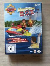 DVD Feuerwehrmann Sam Abenteuer Box
