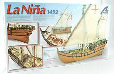 Artesania Latina 1492 La Nina 1:65 Wooden Model Boat Ship Kit 22410