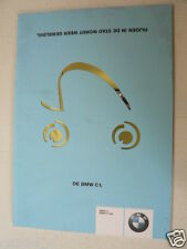 FN654 BROCHURE BMW C1 C1 200 DUTCH 44 PAGES 2001 CITYBIKE PROSPEKT