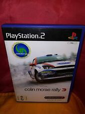 Colin McRae Rally 3 - Sony PS2 PAL - Includes Manual