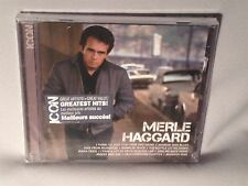CD MERLE HAGGARD Icon Greatest Hits NEW MINT SEALED