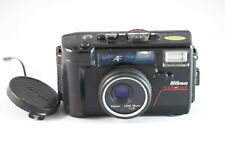 Nikon Action Touch 35mm Camera Point and Shoot Underwater Excellent Cond w/ Cap