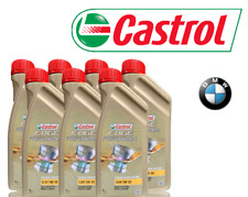 7 Litri Olio Castrol 5W30 Edge Titanium Fst Professional Long Life 04 BMW