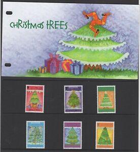 Isle of Man  2006  Christmas Trees - Presentation Pack - Ref:4869