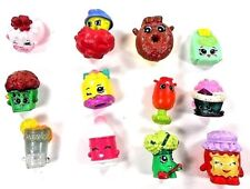 Shopkins Lot 12 Lemonade Milk Donut Other Food Etc Various Seasons