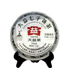 2010 Year 357g Old Pu-erh Tè Verde Puer Yunnan Raw Puerh Tea Health Green Food