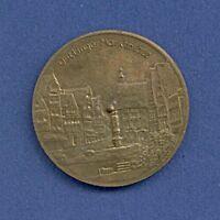 Medaille Token Oettinger Marktplatz Original Ich zeige auf den... Ø 29 mm A11/36