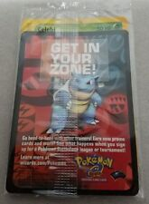 "Pokemon Card Celebi # 50 ""4 EVER"" Black Star PROMO WOTC NEAR MINT Rare Sealed"