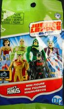 JUSTICE LEAGUE MINI MIGHTY ACTION FIGURE ONE MYSTERY SURPRISE BLIND BAG SUPPLIED