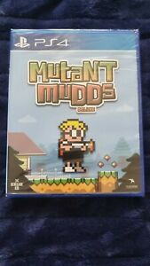 Mutant Mudds Deluxe - PS4 Game - Limited Run Games - Sealed