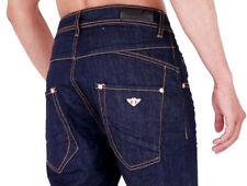 Cotton Denim Stretch Big & Tall Shorts for Men