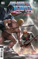 He-man and the Masters of the Multiverse #5 (of 6) Comic Book 2020 - DC