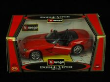 2000 Dodge Viper SRT/10, Die Cast Metal Car Model.
