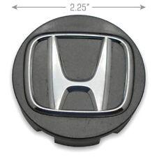 2012 - 2017 Honda Fit Dark Gray Wheel Center Cap OEM PN: 44732-T5R-A11