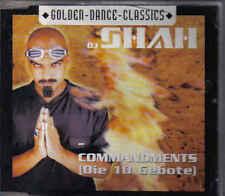 DJ Shah-Commandments cd maxi single 7 tracks