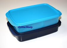 NEW Tupperware Large Lunch it Containers lot of 2