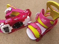 Burton Scribe Smalls Youth Snowboard Bindings Pink