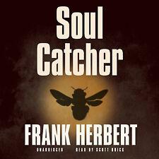 Soul Catcher by Frank Herbert (2014, CD, Unabridged)